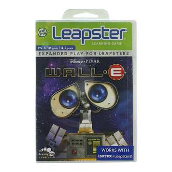 Video Game: LeapFrog Leapster Learning Game Wall-E for Sale on Swap.com