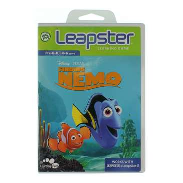 Video Game: Leapster Learning Game Finding Nemo for Sale on Swap.com