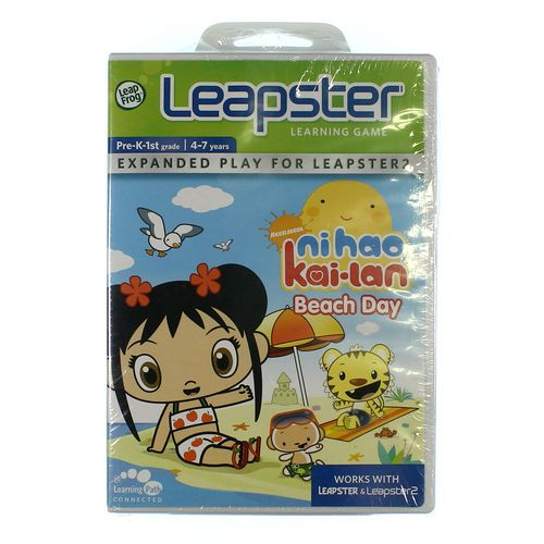 Leapster Video Game: Leapster Learning Game at up to 95% Off - Swap.com