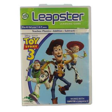 Video Game: Leapster Learning: Toy Story 3 for Sale on Swap.com