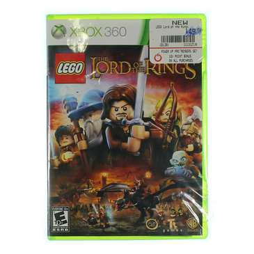 Video Game: LEGO Lord of the Rings - Xbox 360 [Disc, Xbox 360] for Sale on Swap.com