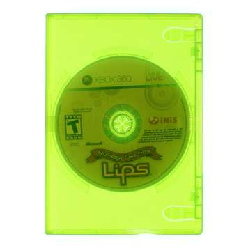 Video Game: Lips: Number One Hits for Sale on Swap.com