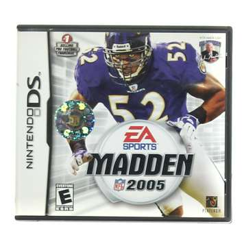 Video Game: Madden 2005 for Sale on Swap.com