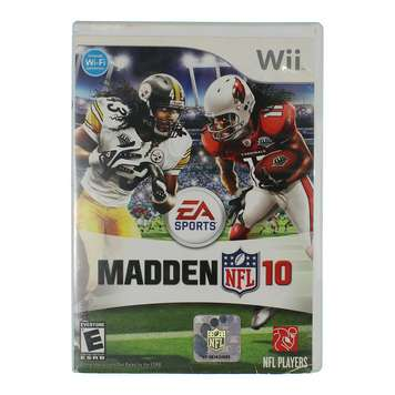 Video Game: Madden NFL 10 for Sale on Swap.com