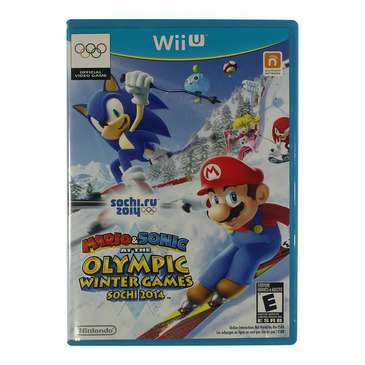 Video Game: Mario & Sonic At The Olympic Winter Games Sochi 2014 for Sale on Swap.com