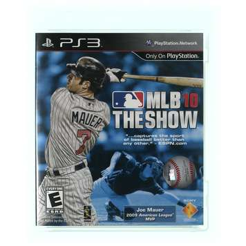 Video Game: MLB 10 The Show for Sale on Swap.com