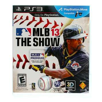 Video Game: MLB 13 The Show for Sale on Swap.com