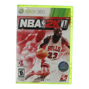 Video Game: NBA 2K11 for Sale on Swap.com