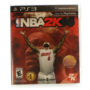 Video Game: NBA 2K14 for Sale on Swap.com