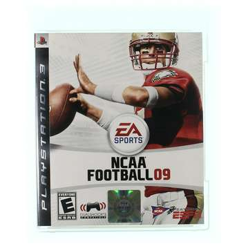 Video Game: NCAA Football 09 for Sale on Swap.com