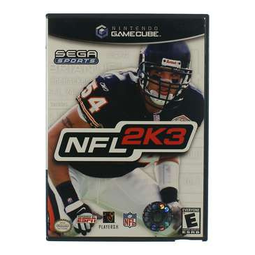 Video Game: NFL 2K3 Football NGC for Sale on Swap.com