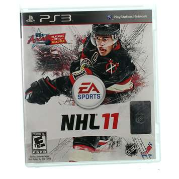 Video Game: NHL 11 - Playstation 3 for Sale on Swap.com