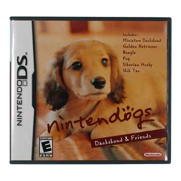 Video Game: Nintendogs Dachshund & Friends for Sale on Swap.com