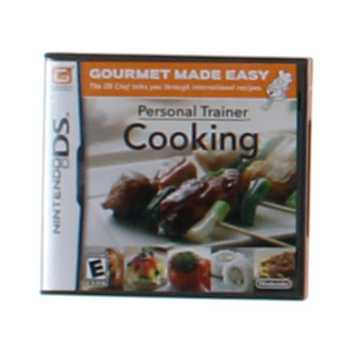 Video Game: Personal Trainer: Cooking - Nintendo DS for Sale on Swap.com