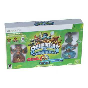 Video Game: Skylanders: SWAP Force Starter Pack for Sale on Swap.com
