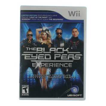 Video Game: The Black Eyed Peas Experience for Sale on Swap.com