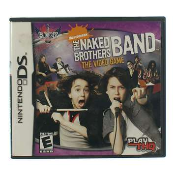 Video Game: The Naked Brothers Band The Video Game for Sale on Swap.com