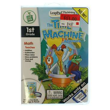 Video Game: The Time Machine Adventure for Sale on Swap.com