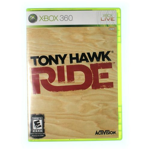 Xbox 360 Video Game: Tony Hawk Ride at up to 95% Off - Swap.com