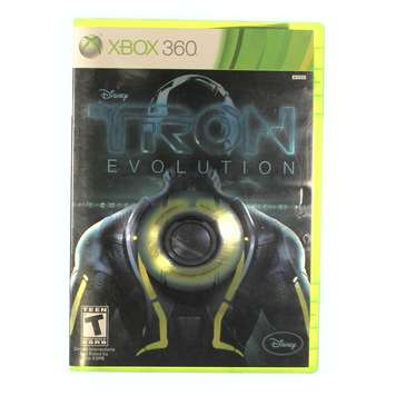 Video Game: Tron Evolution for Sale on Swap.com