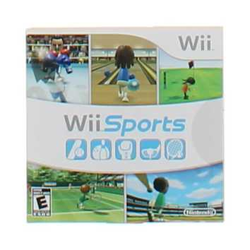 Video Game: Video Game: Wii Sports for Sale on Swap.com