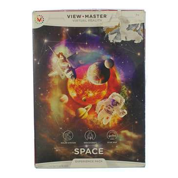 Video Game: View-Master Experience Pack: Space for Sale on Swap.com