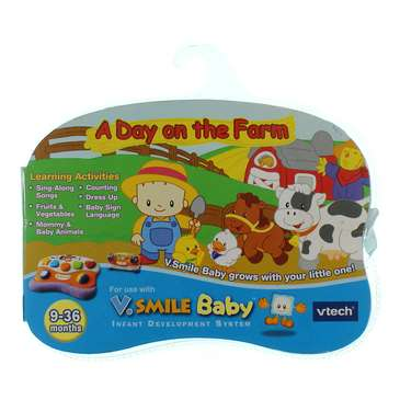 Video Game: V.Smile Baby - A Day On The Farm for Sale on Swap.com