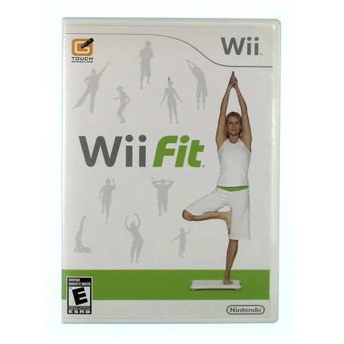 Wii Video Game: Wii Fit at up to 95% Off - Swap.com