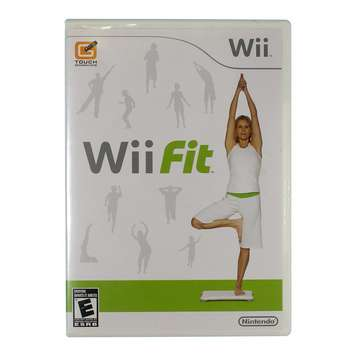 Video Game: Wii Fit for Sale on Swap.com