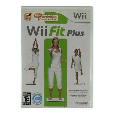 Video Game: Wii Fit Plus for Sale on Swap.com