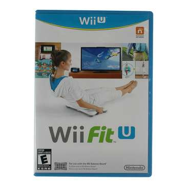 Video Game: Wii Fit U for Sale on Swap.com