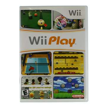 Video Game: Wii Play for Sale on Swap.com