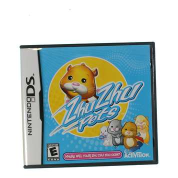 Video Game: Zhu Zhu Pets - Nintendo DS for Sale on Swap.com
