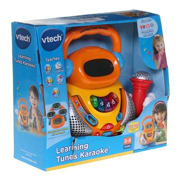 VTech Learning Tunes Karaoke for Sale on Swap.com