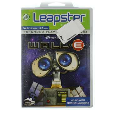 Wall E Leapster Game for Sale on Swap.com