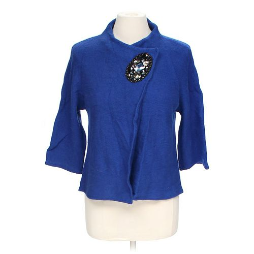 JM Collections Woman Warm Cardigan in size S at up to 95% Off - Swap.com