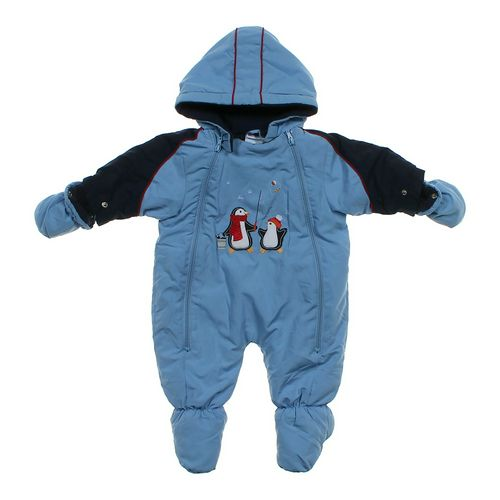 Okie Dokie Warm Snow Suit in size 6 mo at up to 95% Off - Swap.com