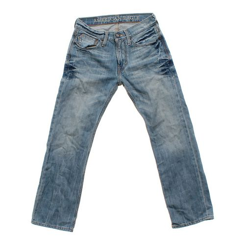 American Eagle Outfitters Washed Denim Jeans in size 12 at up to 95% Off - Swap.com