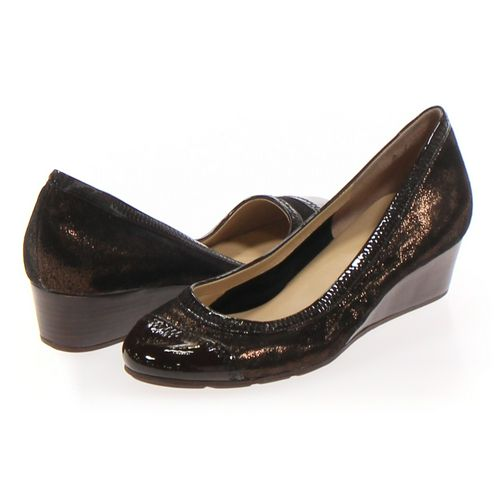 Cole Haan Wedges in size 7.5 Women's at up to 95% Off - Swap.com
