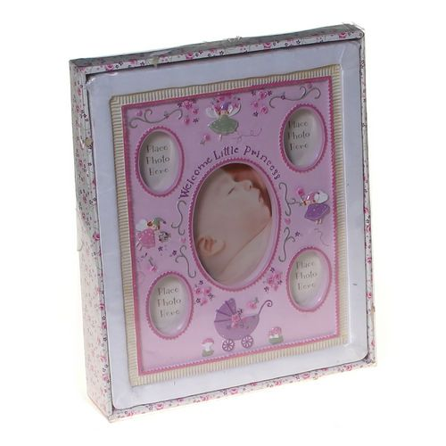Baby Essentials Welcome Little Princess Frame at up to 95% Off - Swap.com