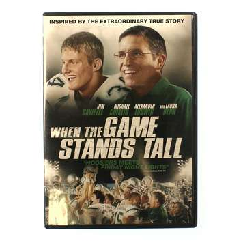 When the Game Stands Tall for Sale on Swap.com