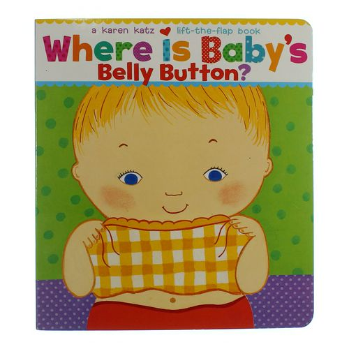 Where is My Baby's Belly Button at up to 95% Off - Swap.com
