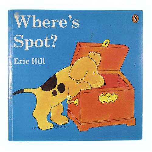 Where's Spot? at up to 95% Off - Swap.com