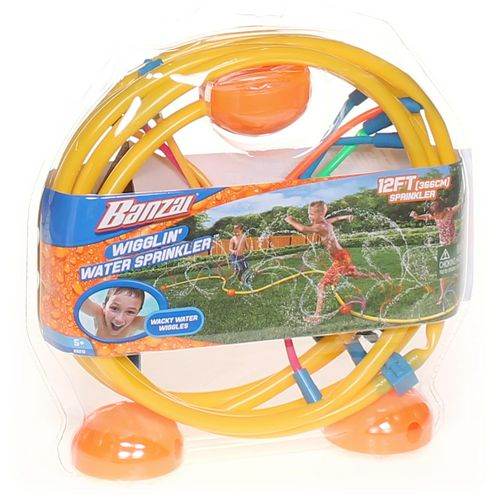 Banzai Wigglin' Water Sprinkler at up to 95% Off - Swap.com