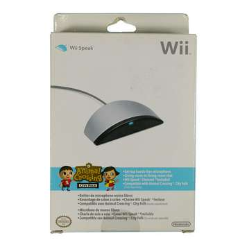Wii Speak for Sale on Swap.com