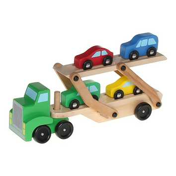 Wooden Car Play Set for Sale on Swap.com
