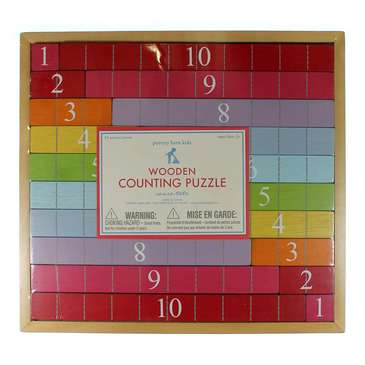 Wooden Counting Puzzle Puzzle for Sale on Swap.com