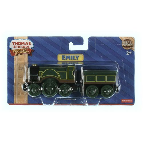 Fisher-Price Wooden Emily The Train at up to 95% Off - Swap.com