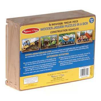 Wooden Jigsaw Puzzles In A Box for Sale on Swap.com