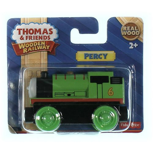 Fisher-Price Wooden Percy The Train at up to 95% Off - Swap.com